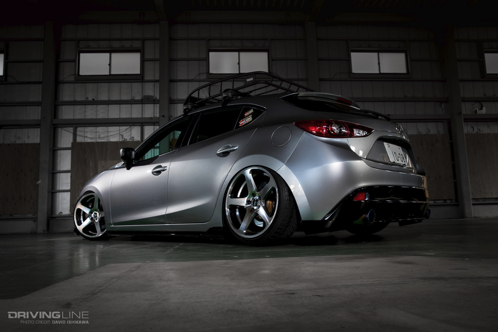 A Mazda Axela Designed To Turn Heads And Styled To Change