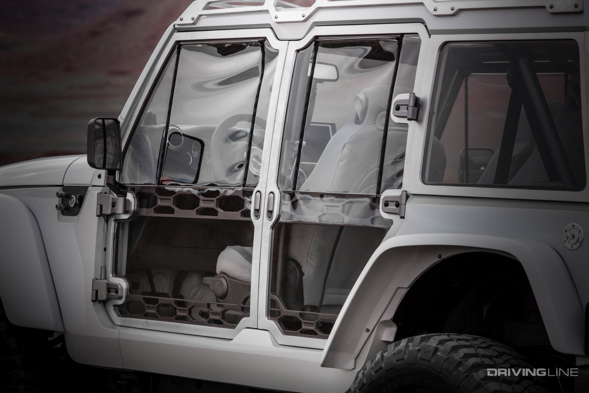 Jeep Wrangler Pickup Truck 2017 >> 10 Rumors About the 2018 JL We Hope Are True   DrivingLine