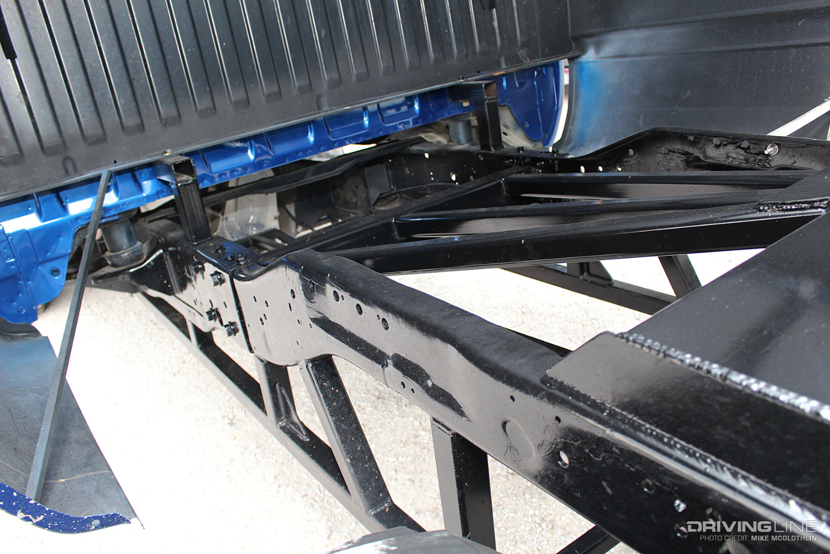 Anatomy of a Pro Stock Diesel Truck | DrivingLine