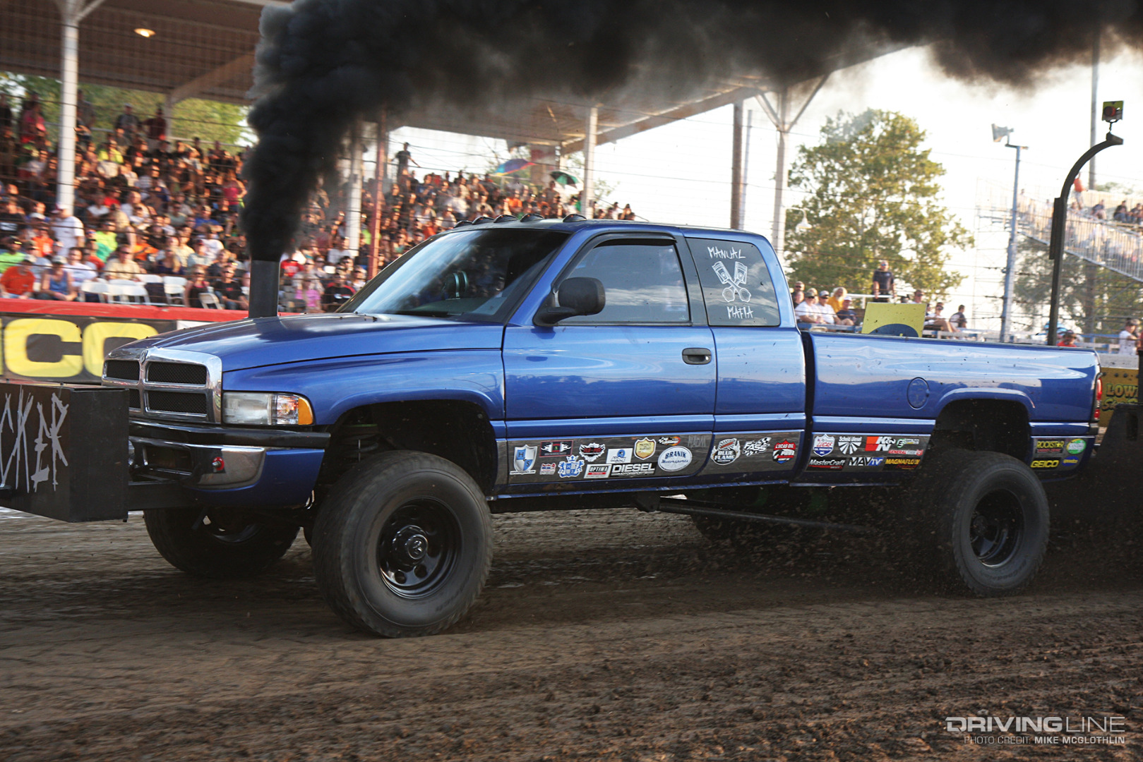 Fastest Diesel Truck >> Anatomy of a Limited Pro Stock Truck | DrivingLine