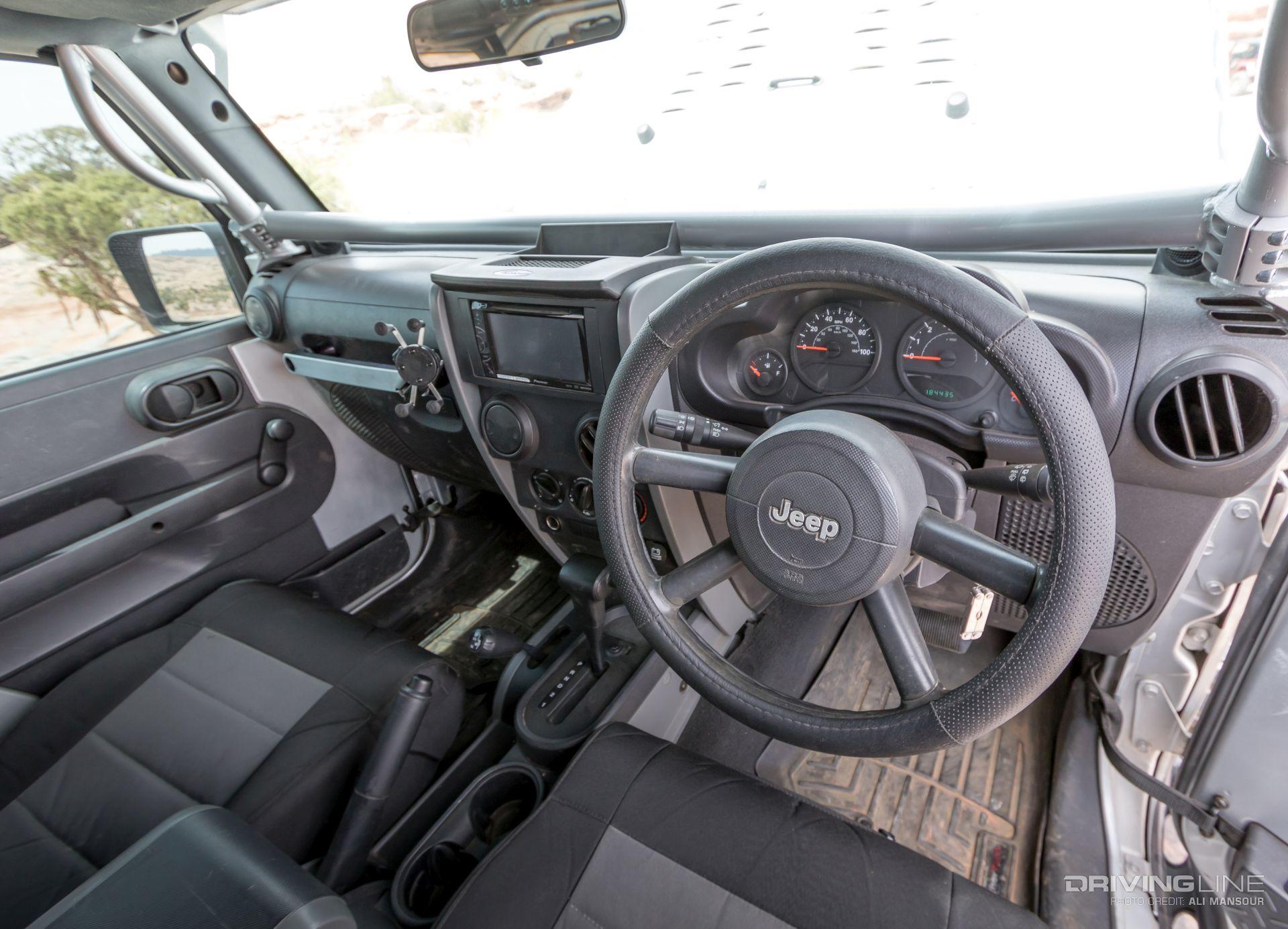 Jeeps of Hazzard A 2008 Jeep Wrangler JK to Go Postal Over