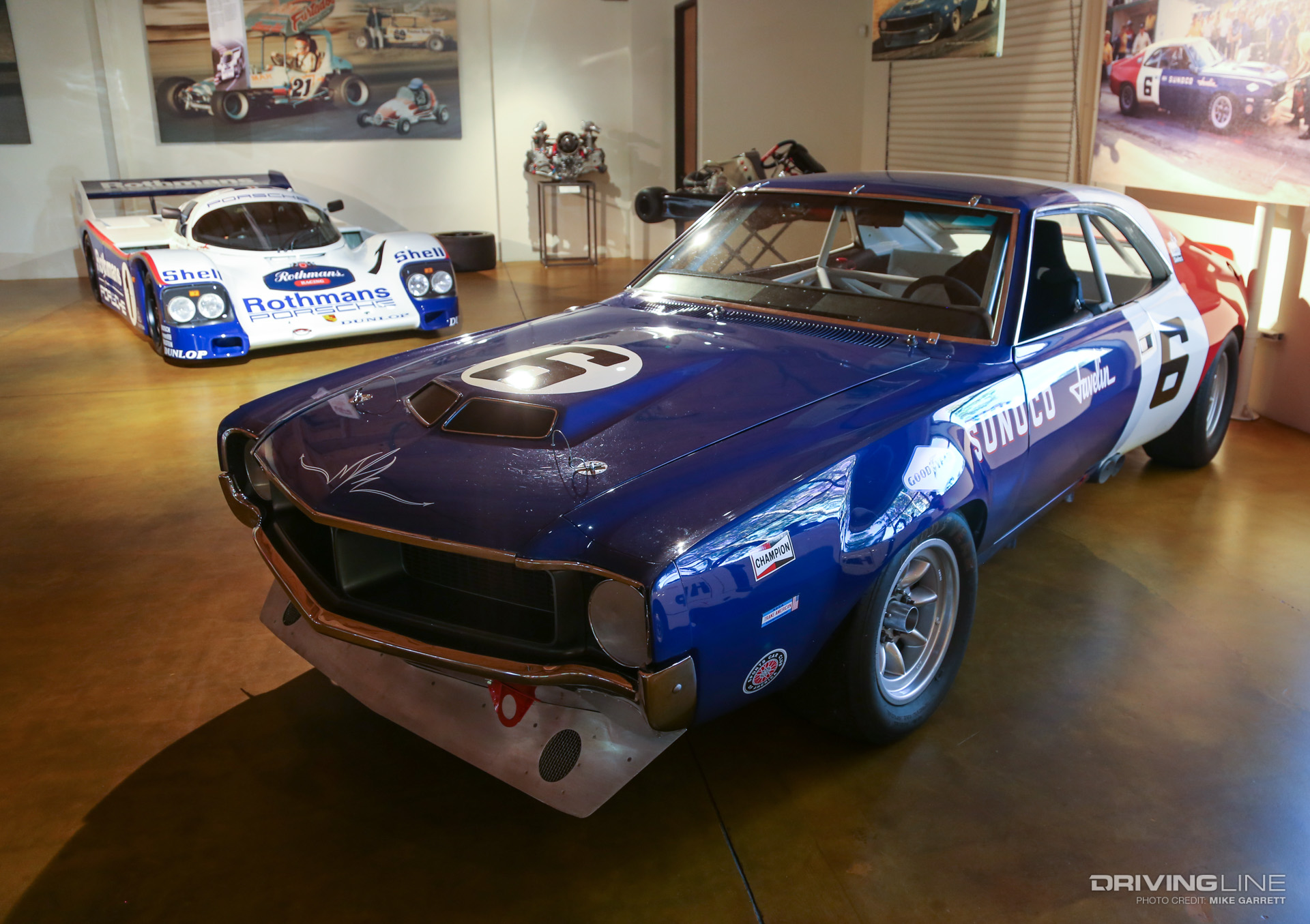 The World S Coolest Car Shop Exploring Canepa Gallery Drivingline