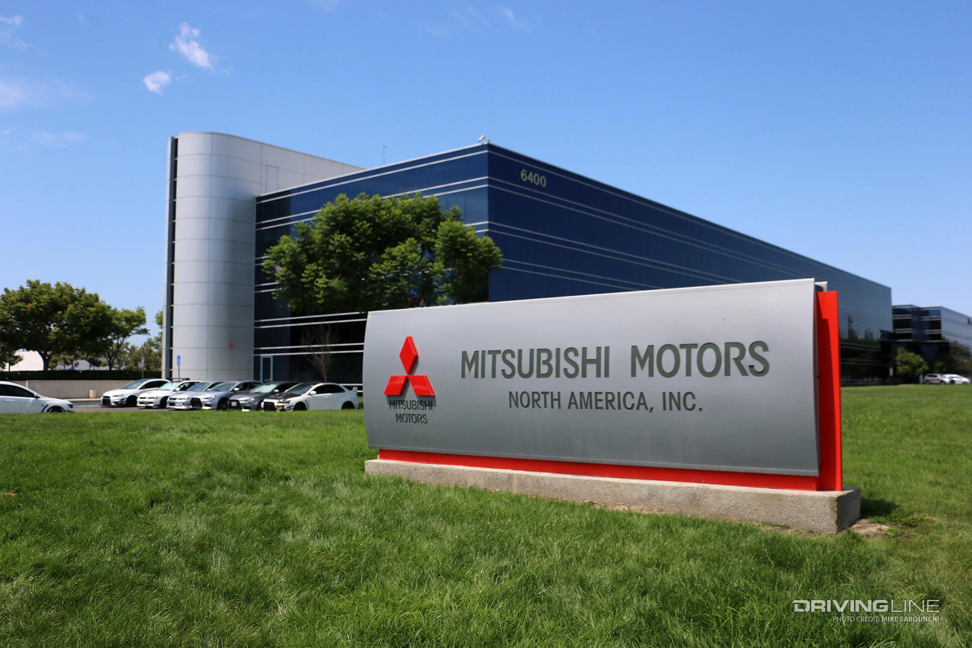Mitsubishi motors usa headquarters for Mitsubishi motors north america inc