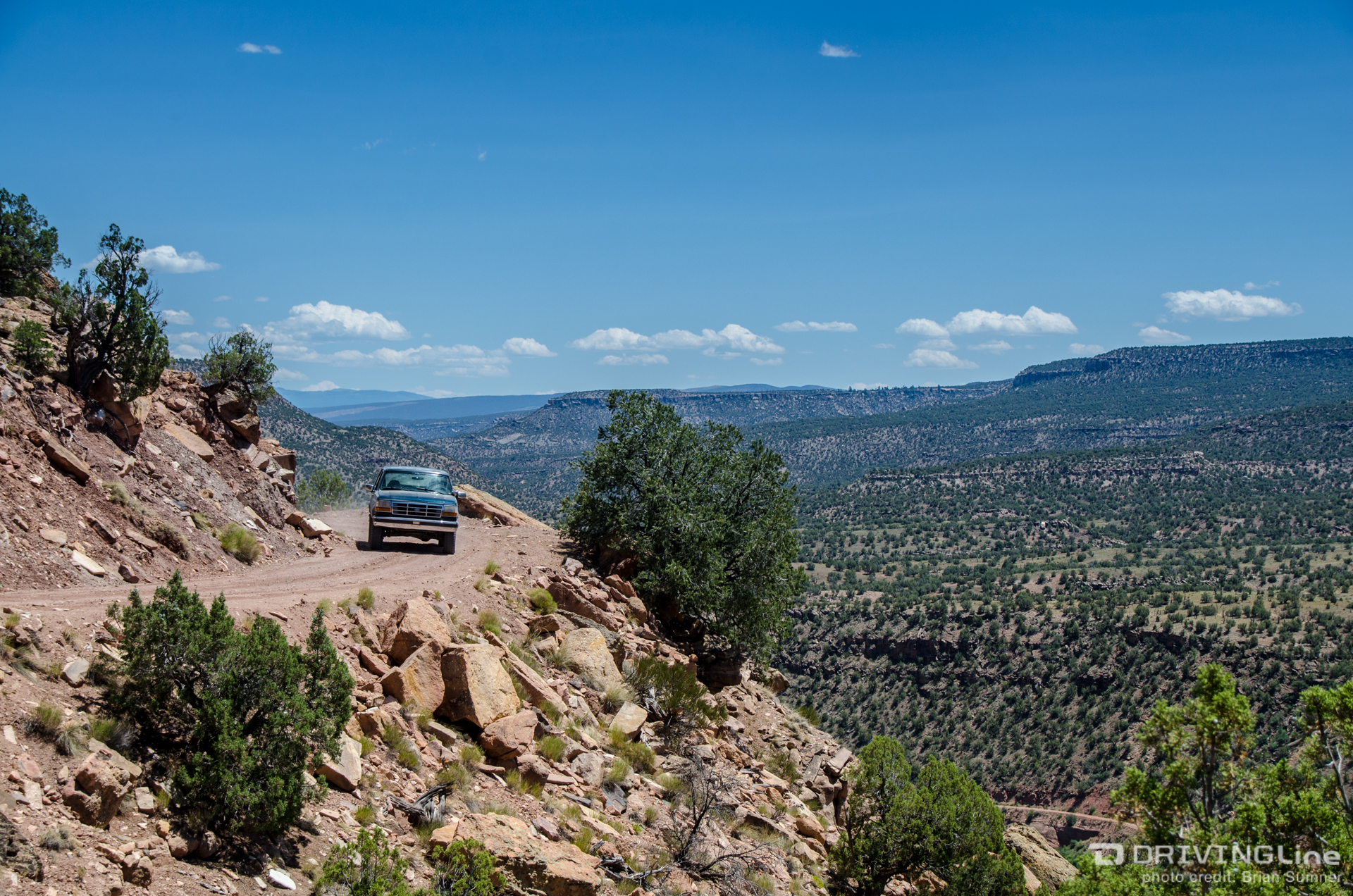 Best Year 4runner >> The Rimrocker Trail: 160 Miles of Dirt and Adventure From Montrose to Moab | DrivingLine