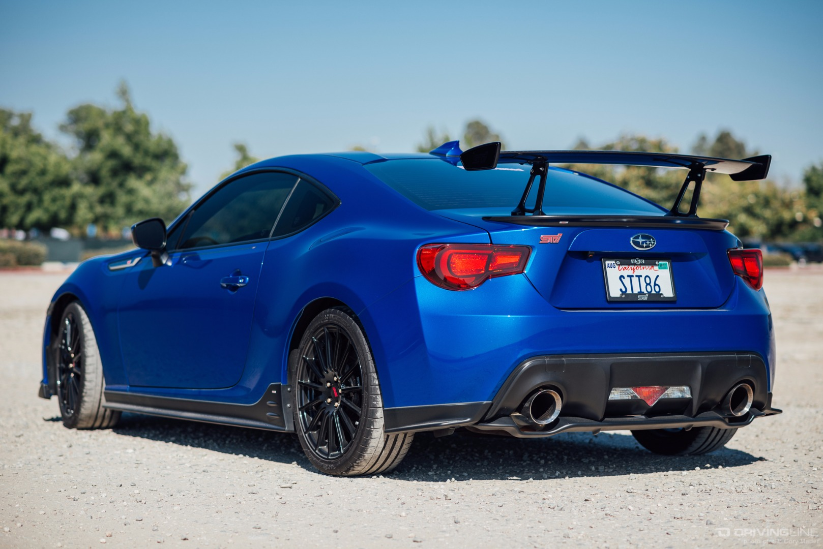Build A Toyota >> Build-Your-Own tS: Transforming a Subaru BRZ, Piece by Pink-Badged Piece | DrivingLine