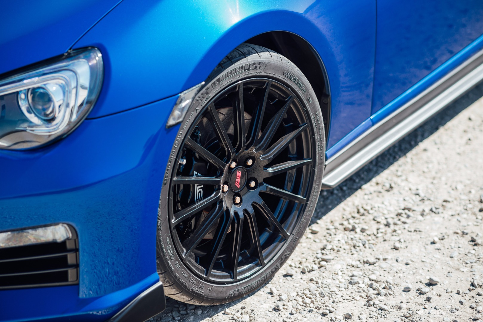 Build Your Own tS Transforming a Subaru BRZ Piece by