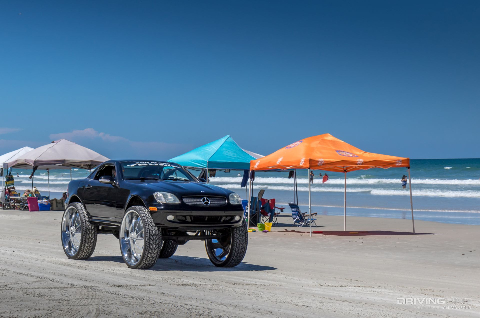 Daytona Beach Jeep Week