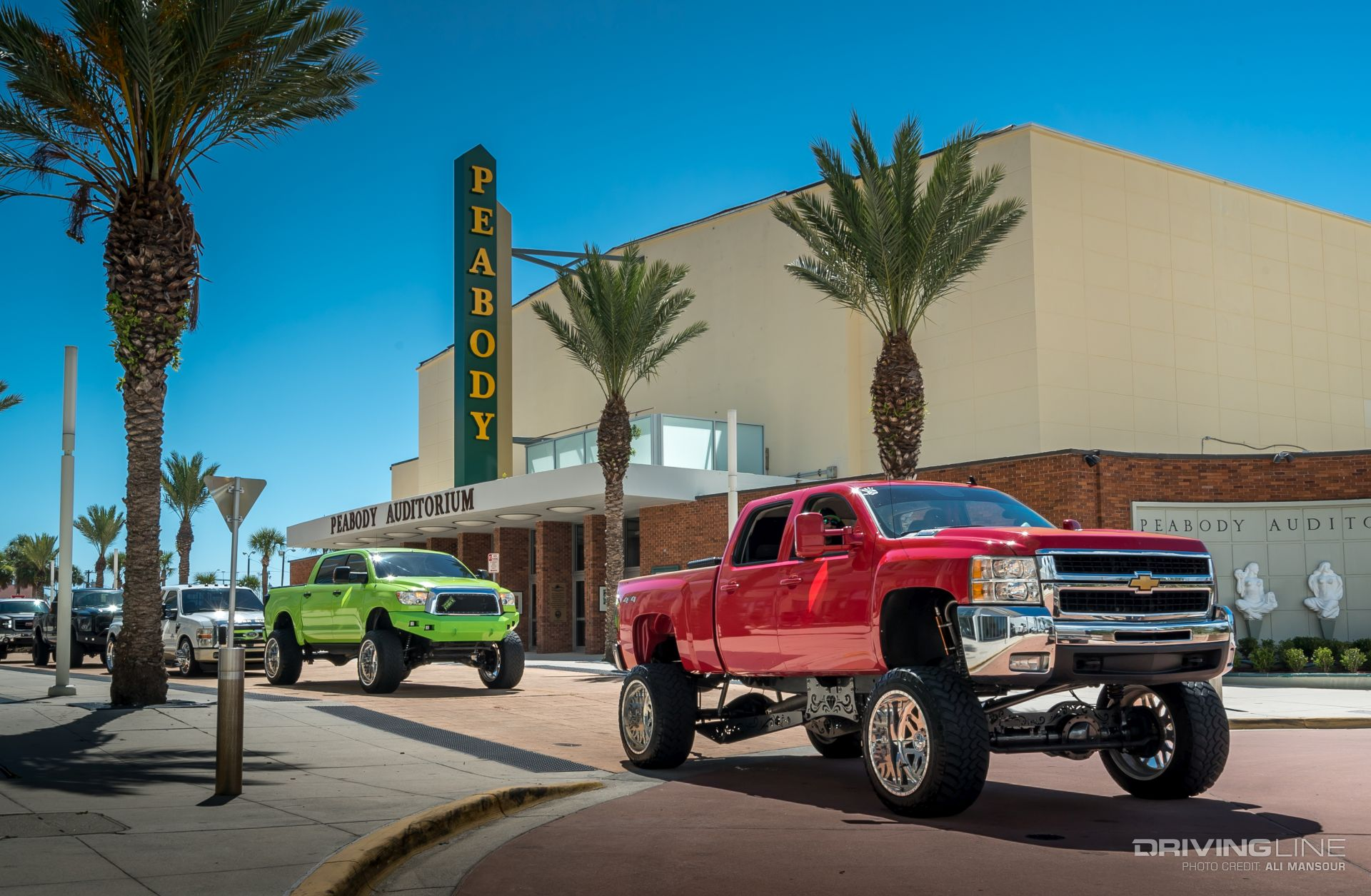 Battle Of The Bling The 2017 Daytona Truck Meet Drivingline