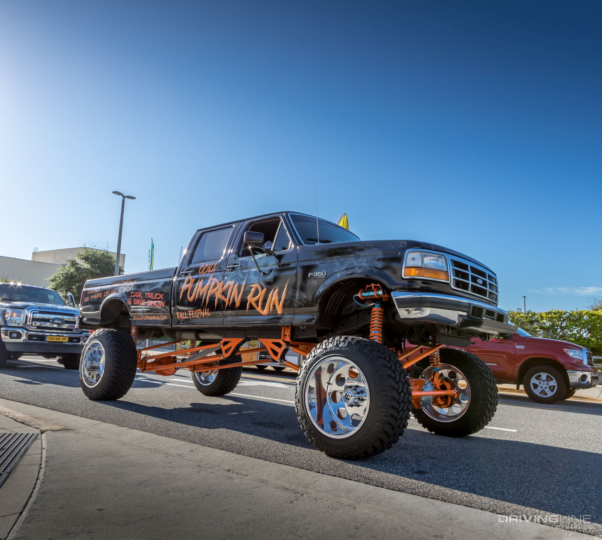 Driving On Daytona Beach >> Battle of the Bling: The 2017 Daytona Truck Meet | DrivingLine