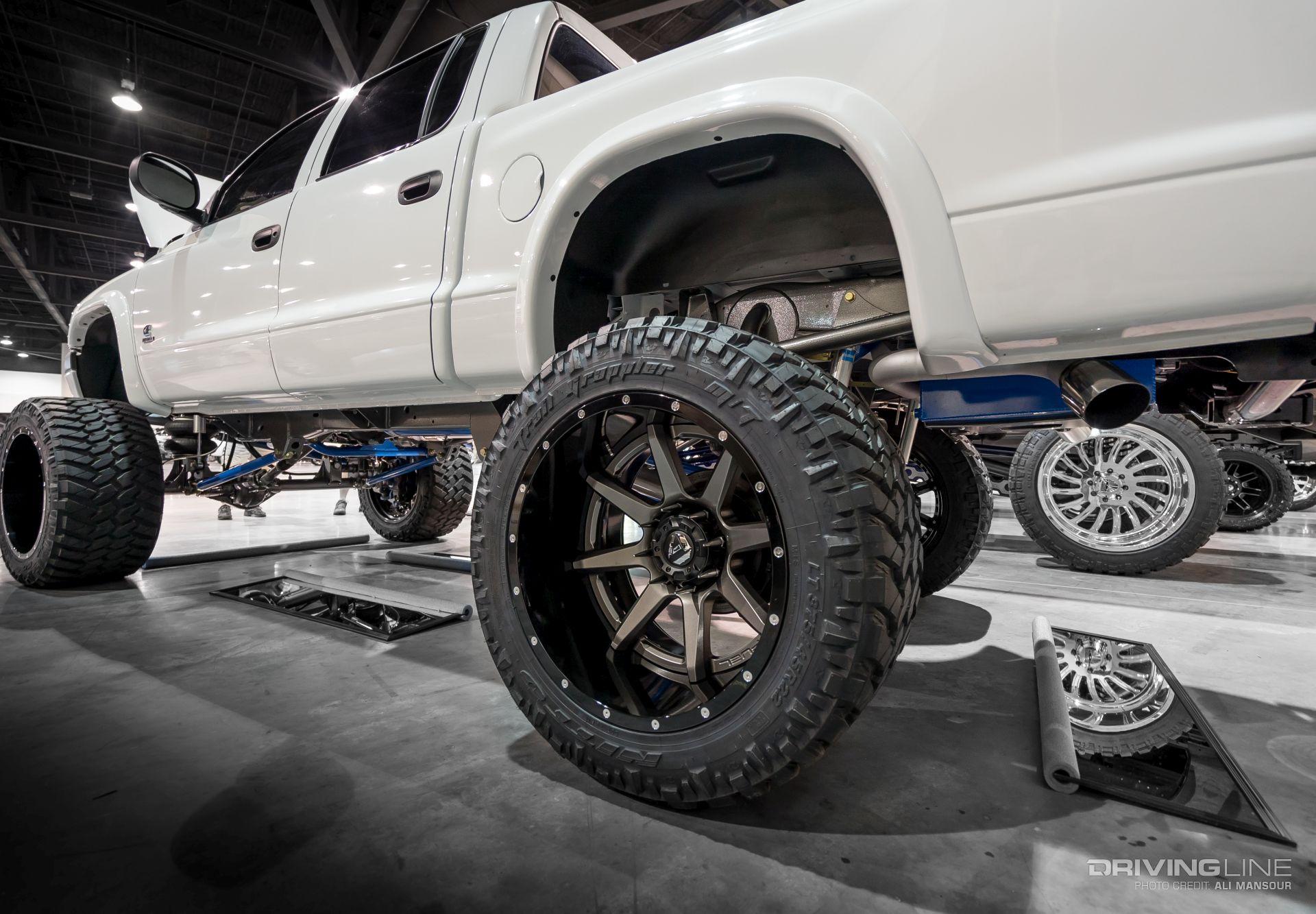 4BT Cummins + Solid-Axle Swap = The Dodge Dakota of Your