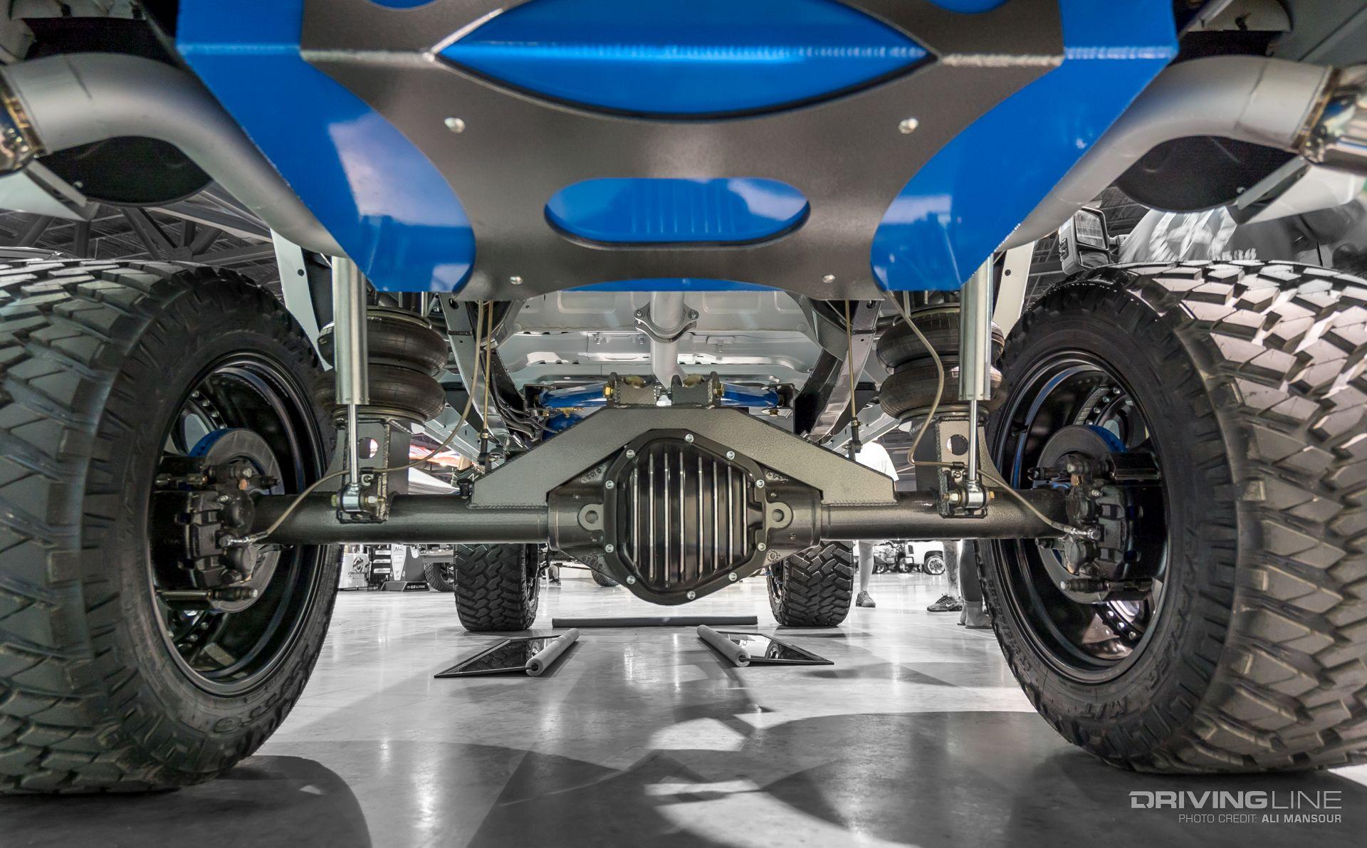 4BT Cummins Solid Axle Swap The Dodge Dakota Of Your