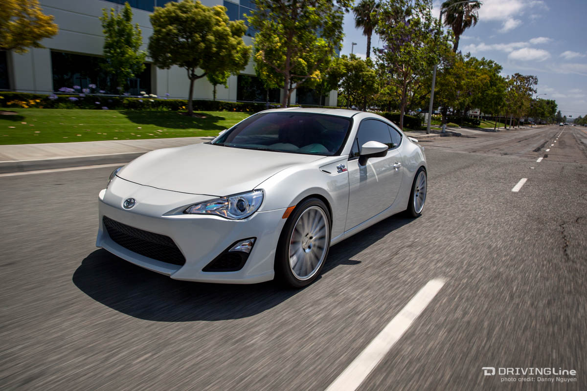 A Coyote in Sheep's Clothing: RS-R's V8 Scion FR-S | DrivingLine